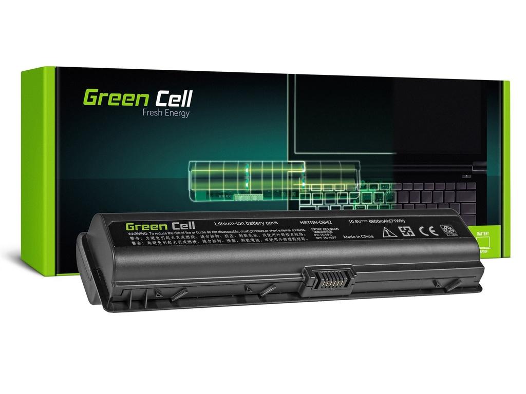 Baterija Green Cell za HP Pavilion DV2000 DV6000 DV6500 DV6700 / 11,1V 6600mAh