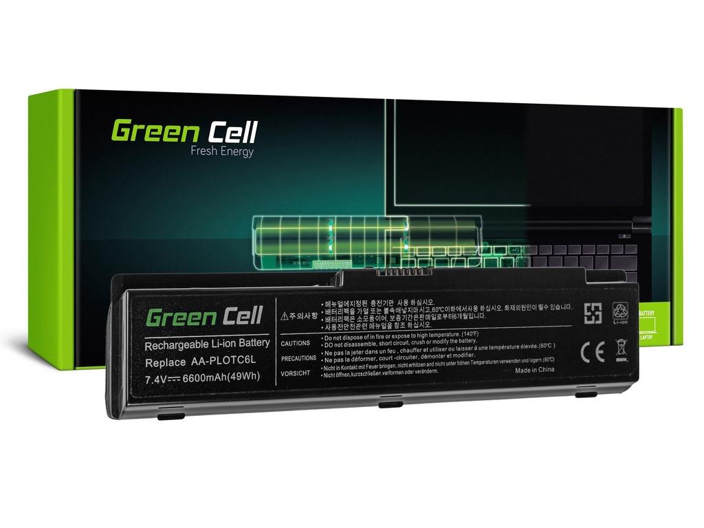 Baterija Green Cell za Samsung N310 NC310 X120 X170 / 7,4V 6600mAh