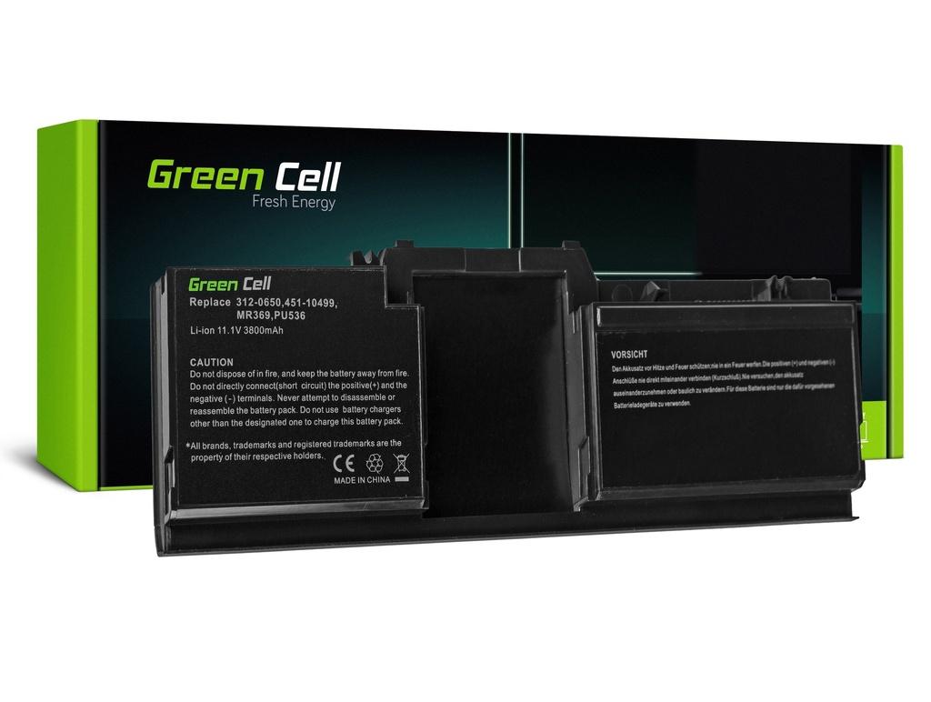 Green Cell baterija za tablični računalnik Dell Latitude XT1 PC XT2 XFR / 11,1V 3800mAh