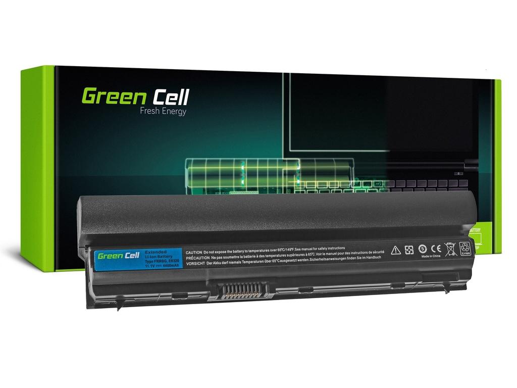 Baterija Green Cell za Dell Latitude E6220 E6230 E6320 E6320 / 11,1V 4400mAh