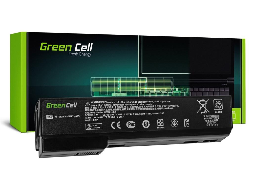 Baterija Green Cell za HP EliteBook 8460p ProBook 6360b 6460b / 11,1V 4400mAh