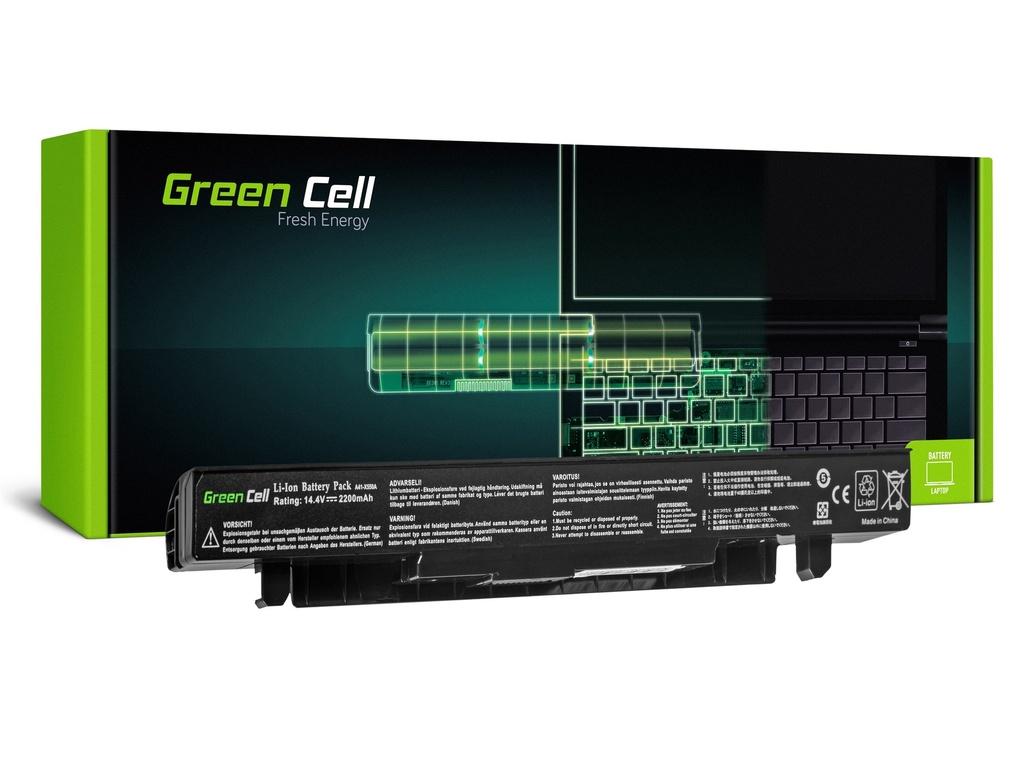 Baterija Green Cell za Asus A450 A550 R510 Ks550 / 14,4V 2200mAh