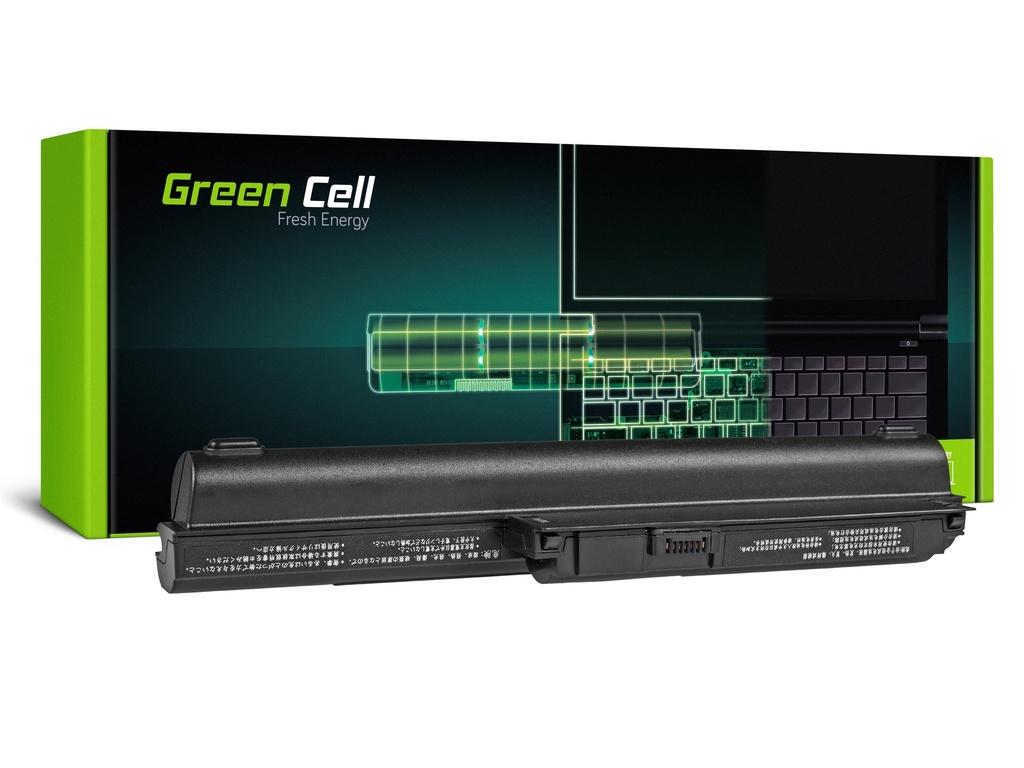 Baterija Green Cell za Sony Vaio PCG-71811M PCG-71911M SVE15 / 11,1V 6600mAh