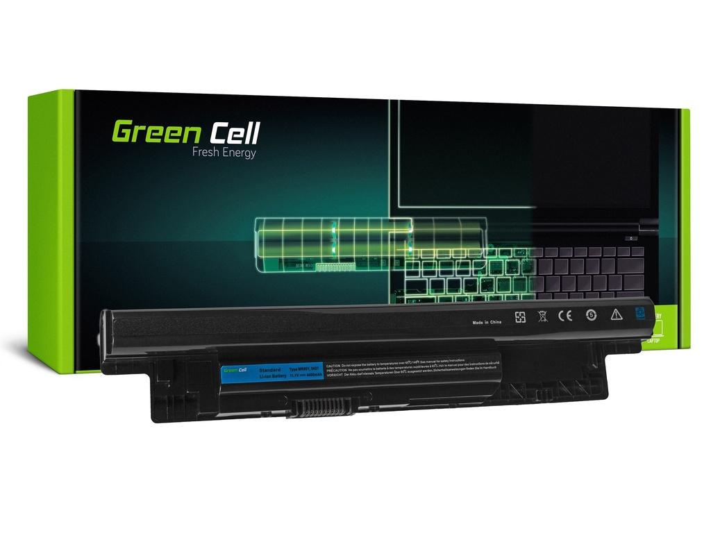 Baterija Green Cell  za Dell Inspiron 3521 5521 5537 5721 / 11,1V 4400mAh
