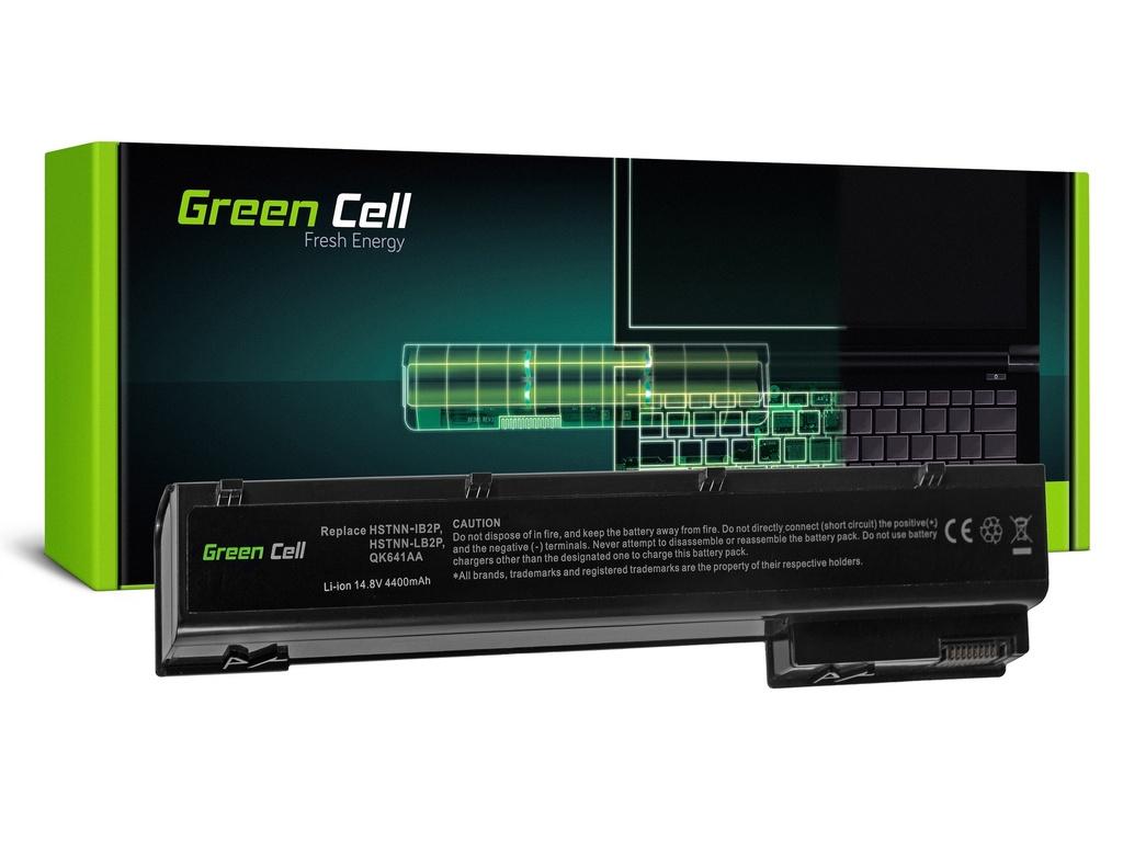 Baterija Green Cell za HP EliteBook 8560v 8570v 8760v 8770v / 14,4V 4400mAh