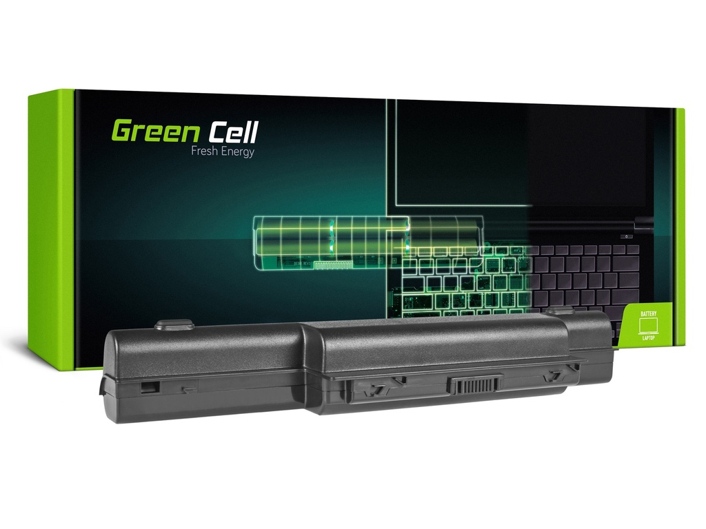 Baterija Green Cell za Acer Aspire 5740G 5741G 5742G 5749Z 5750G 5755G / 11,1V 8800mAh