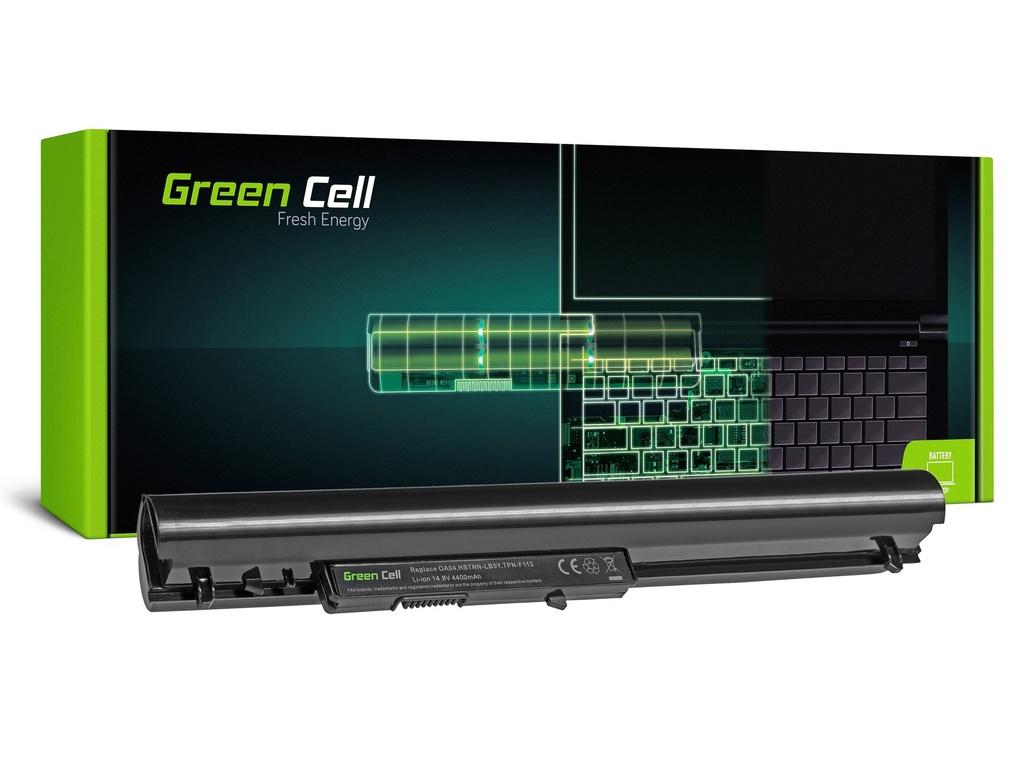 Baterija Green Cell za HP HP HSTNN-LB5S 240 250 255 256 G2 G3 OA04 / 14,4V 4400mAh