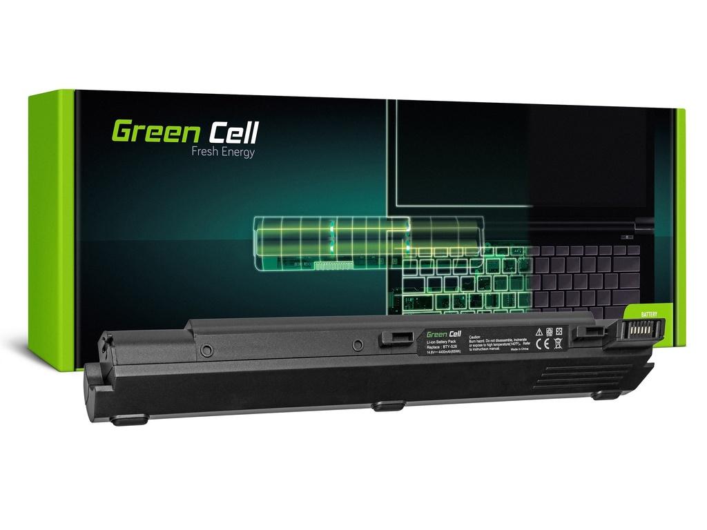 Green Cell baterija za MSI MegaBook S310 Averatec 2100 / 14,4V 4400mAh