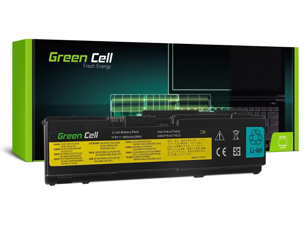 Baterija Green Cell za Lenovo ThinkPad X300 X301 / 11,1V 3600mAh