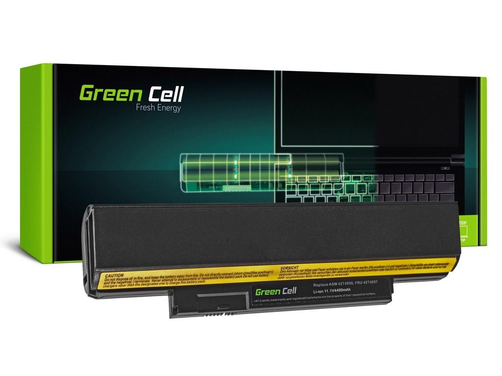 Baterija Green Cell za Lenovo ThinkPad L330 X121e X131e X140e / 11,1V 4400mAh