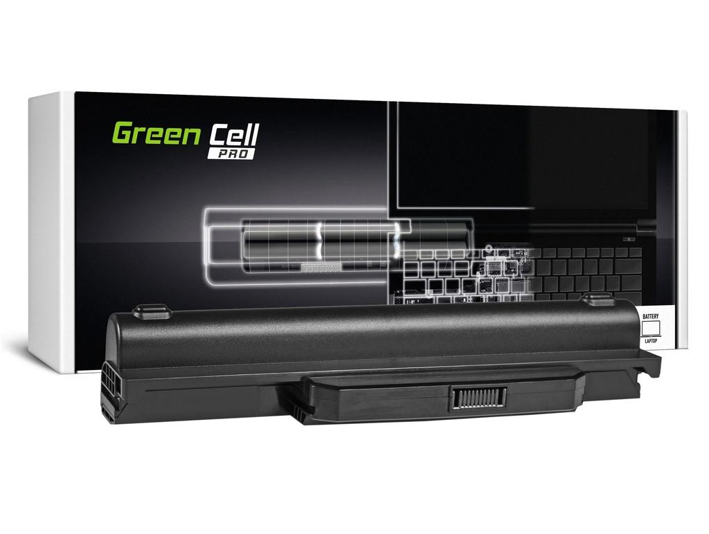 Green Cell PRO baterija za Asus A31-K53 X53S X53T K53E / 11,1V 7800mAh