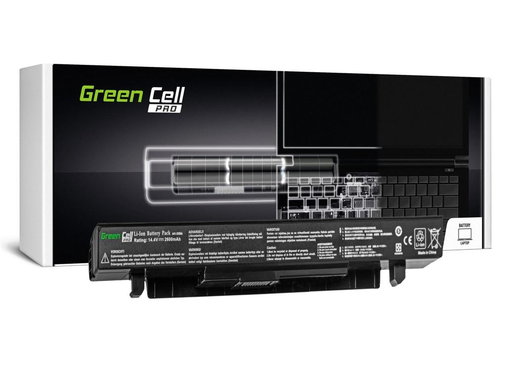 Green Cell PRO baterija za Asus A450 A550 R510 X550 / 14,4V 2600mAh