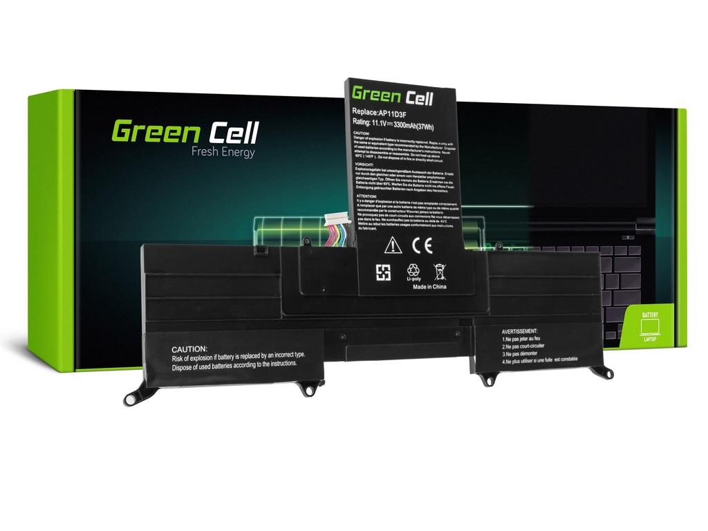 Baterija Green Cell za Acer Aspire S3 / 11,1V 3300mAh