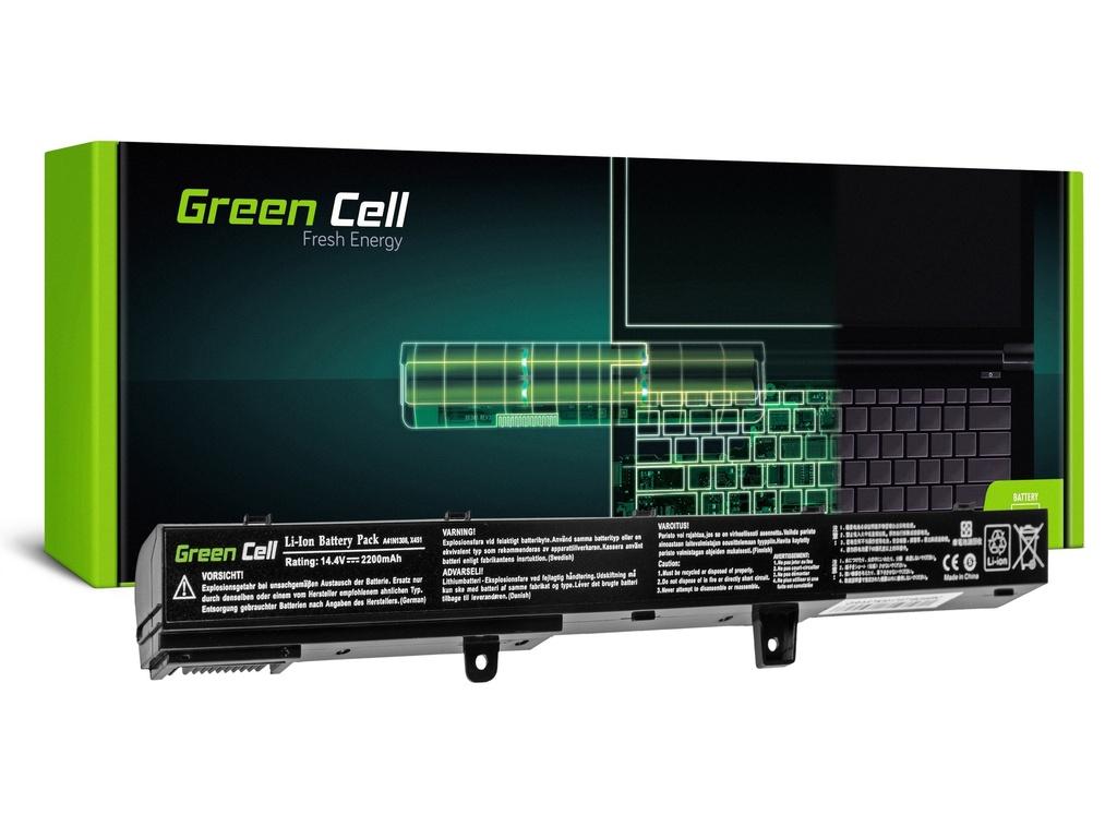Baterija Green Cell za Asus R508 R556 R509 Ks551 / 14,4V 2200mAh