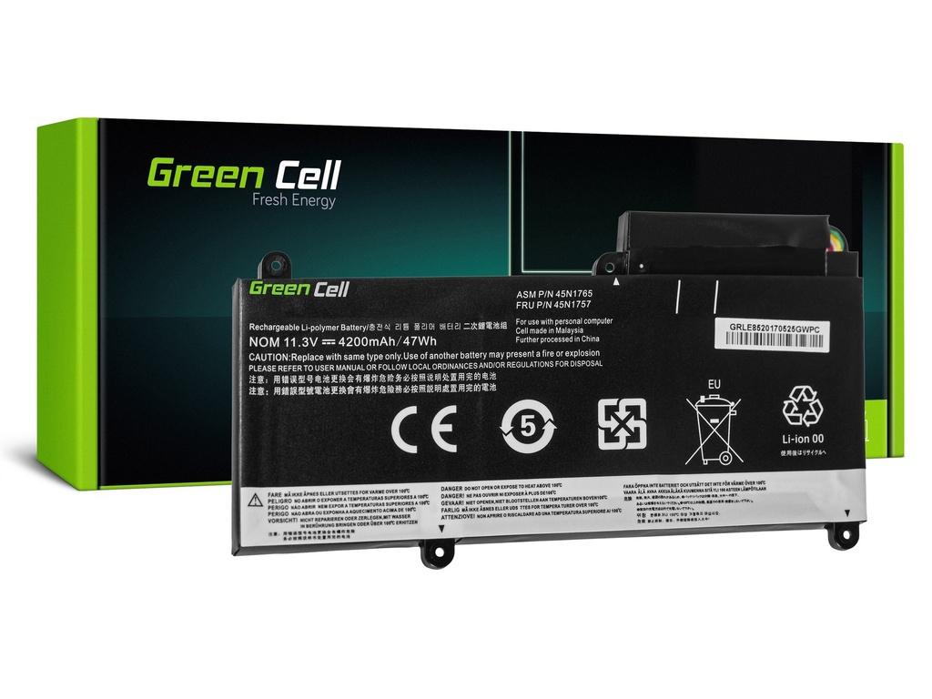 Baterija Green Cell za Lenovo ThinkPad E450 E450c E455 E460 E465 / 11,3V 4200mAh