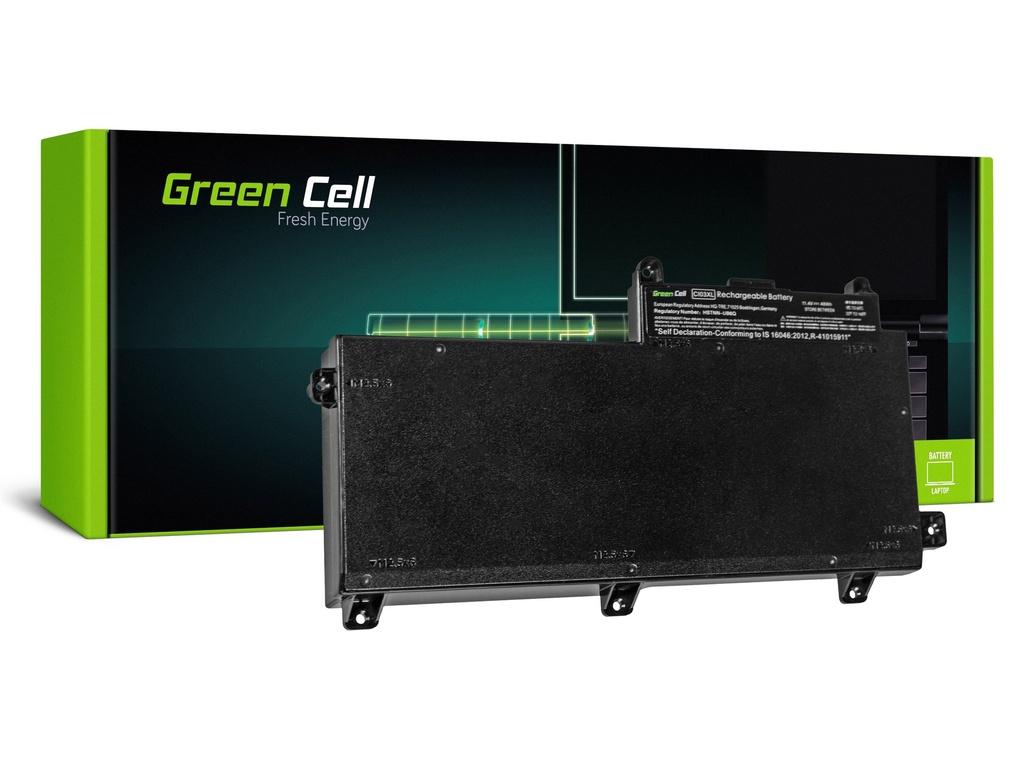 Baterija Green Cell za HP ProBook 640 G2 645 G2 650 G2 G3 655 G2 / 11,4V 3400mAhh