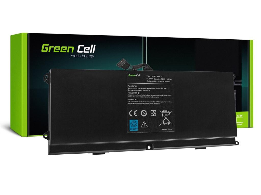 Baterija Green Cell za Dell XPS 15Z L511Z / 14,4V 3600mAh