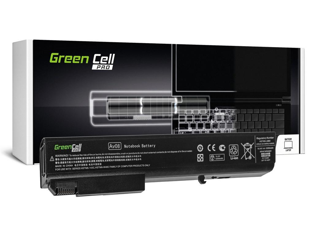 Baterija Green Cell PRO za HP EliteBook 8500 8700 / 14,4V 5200mAh