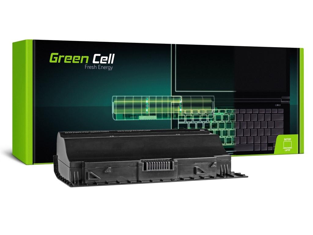 Baterija Green Cell za Asus G75 G75V G75VV G75VKS / 14,4V 4400mAh