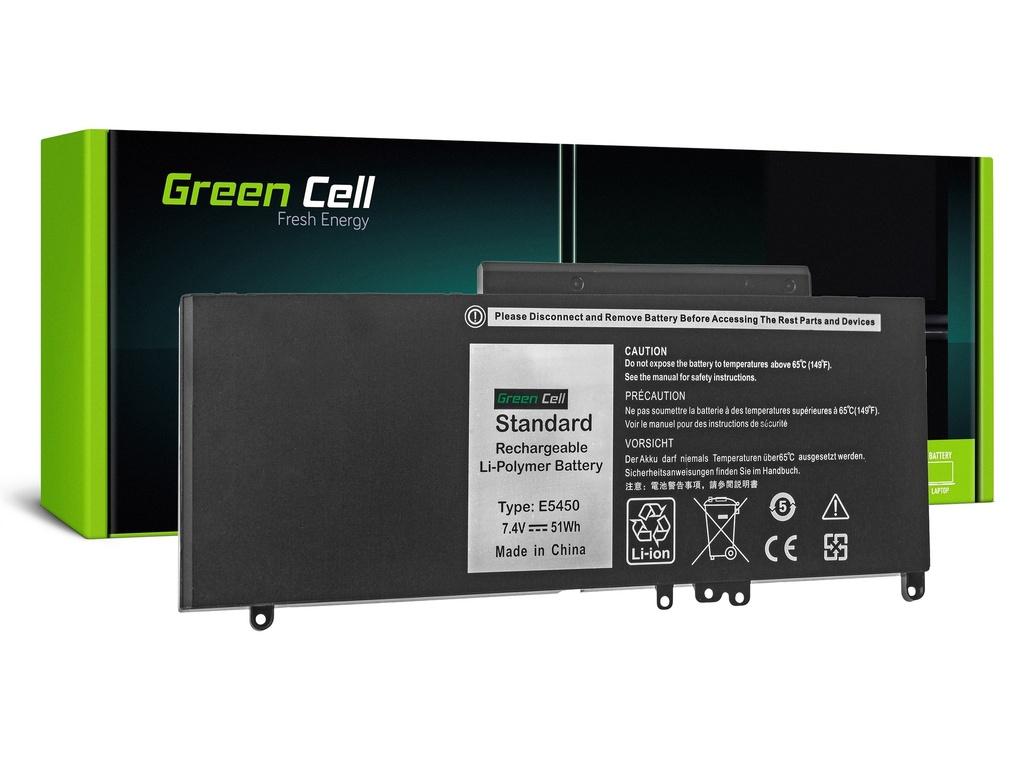Green Cell baterija za prenosnik Dell Latitude E5450 E5470 E5550 E5570