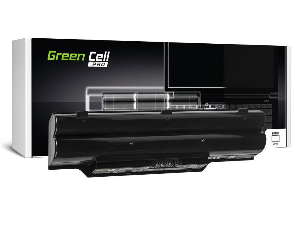 Green Cell PRO baterija za Fujitsu-Siemens LifeBook A530 A531 AH530 AH531 / 11,1V 5200mAh