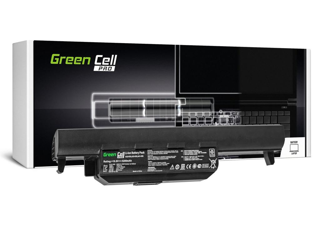 Green Cell PRO baterija za Asus A32-K55 A45 A55 K45 K55 K75 / 11,1V 5200mAh