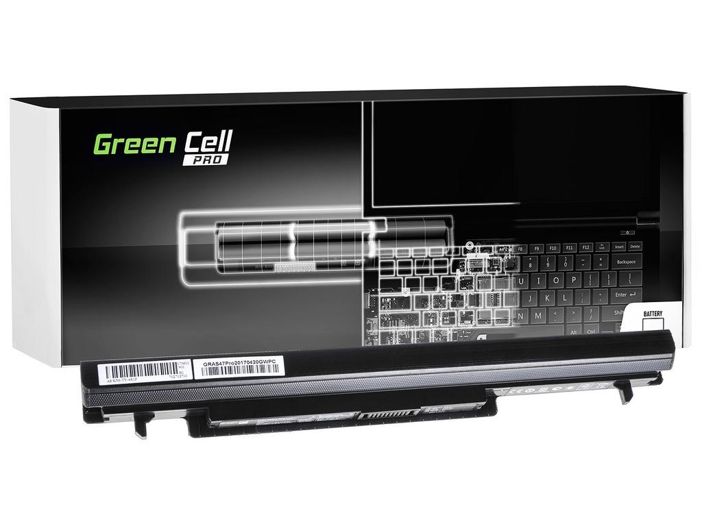 Green Cell PRO baterija za Asus A32-K56 A46 A56 K46 K56 S56 / 14,4V 2600mAh