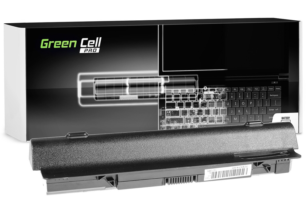 Green Cell PRO baterija za Dell XPS 14 14D 15 15D 17 / 11,1V 7800mAh