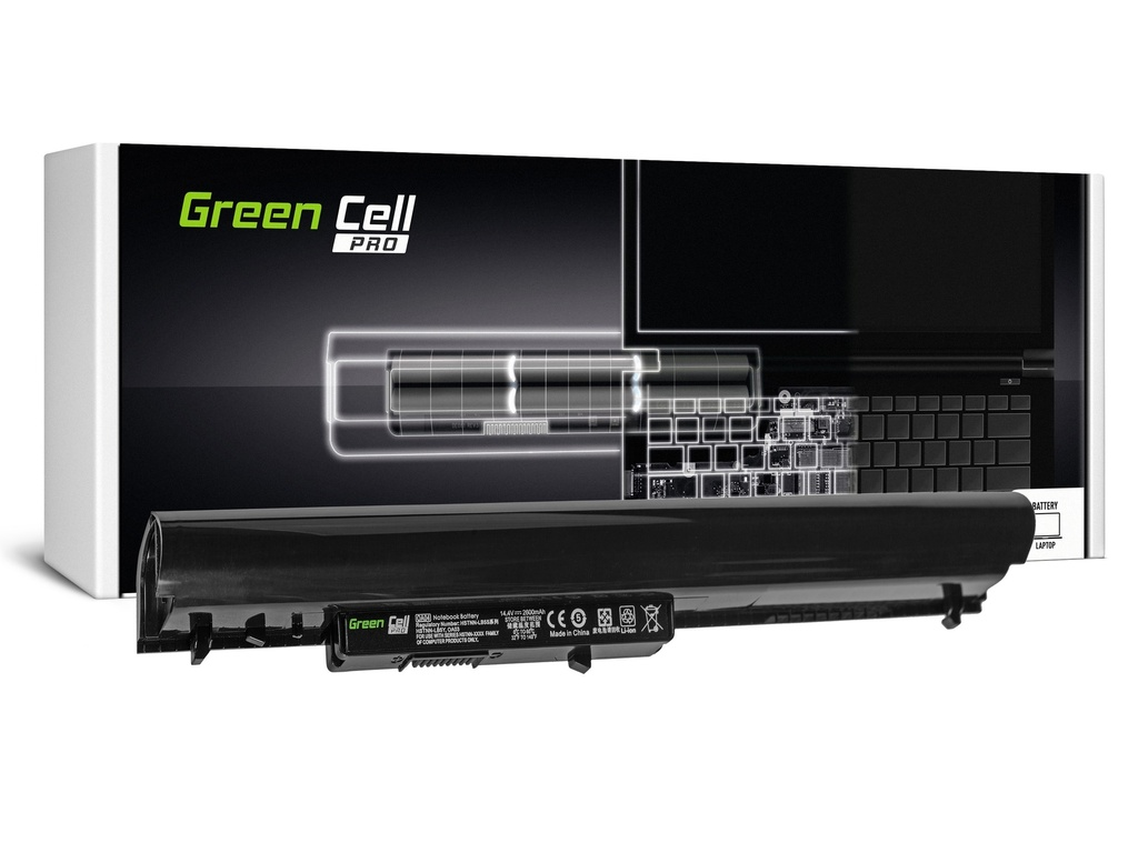 Green Cell PRO baterija za HP HSTNN-LB5S 240 250 255 256 256 G2 G3 OA04 / 14,4V 2600mAh