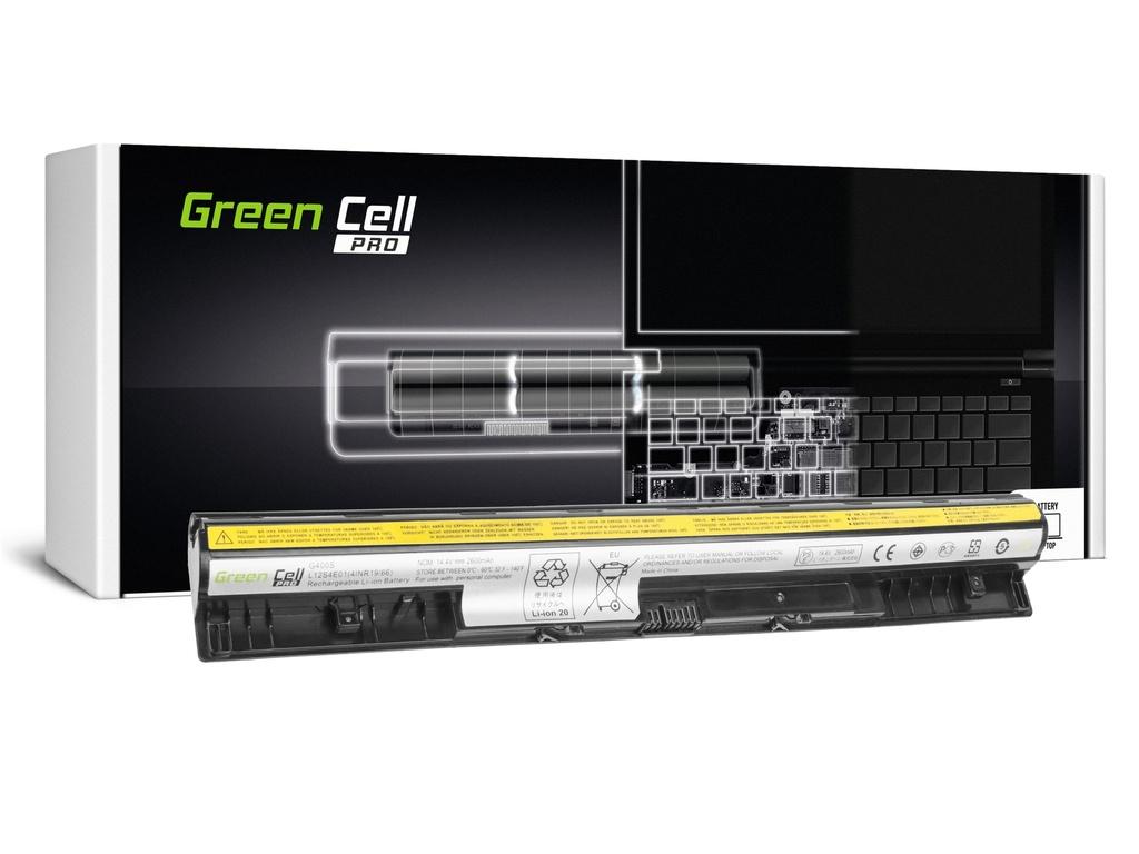 Green Cell PRO baterija za Lenovo Essential G400s G405s G500s / 14,4V 2600mAh