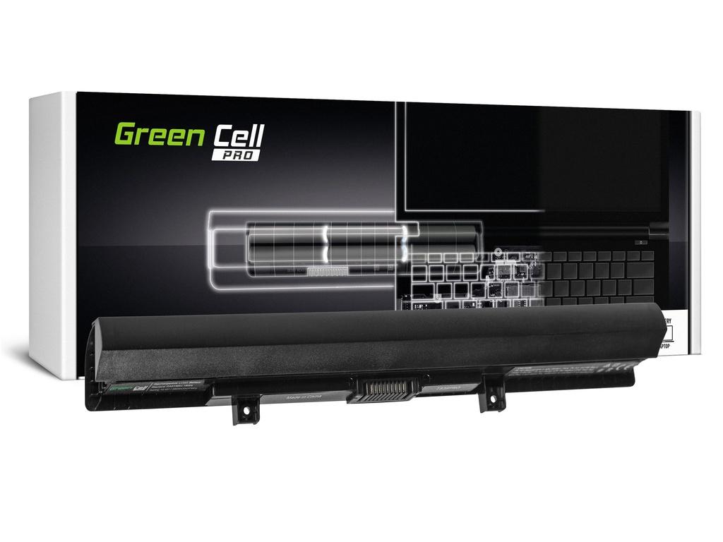 Green Cell PRO baterija za Toshiba Satellite C50-B C50D-B C55-C PA5184U-1BRS / 14,4V 2600mAh