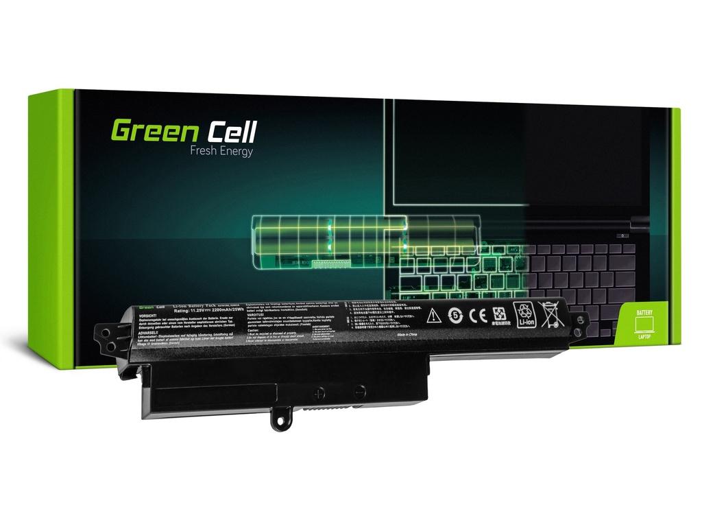 Baterija Green Cell za Asus Asus X200 X200C X200CA X200L X200LA / 11,25V 2200mAh
