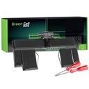 Baterija Green Cell PRO za Apple Macbook Pro 13 A1425 (konec 2012, začetek 2013) / 11,21V 6600mAh