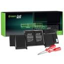 Baterija  Green Cell PRO za Apple Macbook Pro 13 A1502 (začetek 2015) / 11,42V 6600mAh