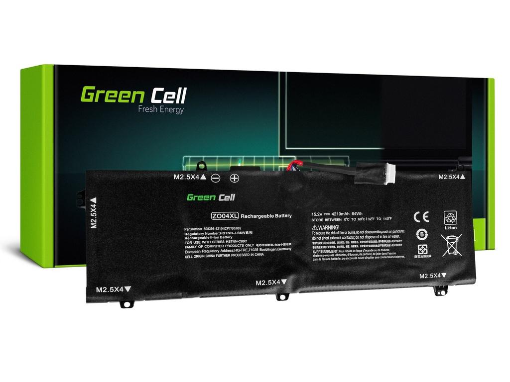 Baterija Green Cell za HP ZBook Studio G3 / 15,2V 3400mAh