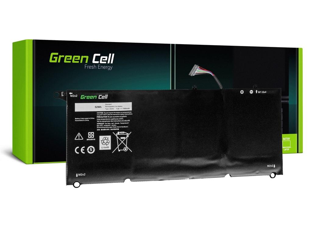 Baterija Green Cell za Dell XPS 13 9343 9350 / 7,4V 5600mAh