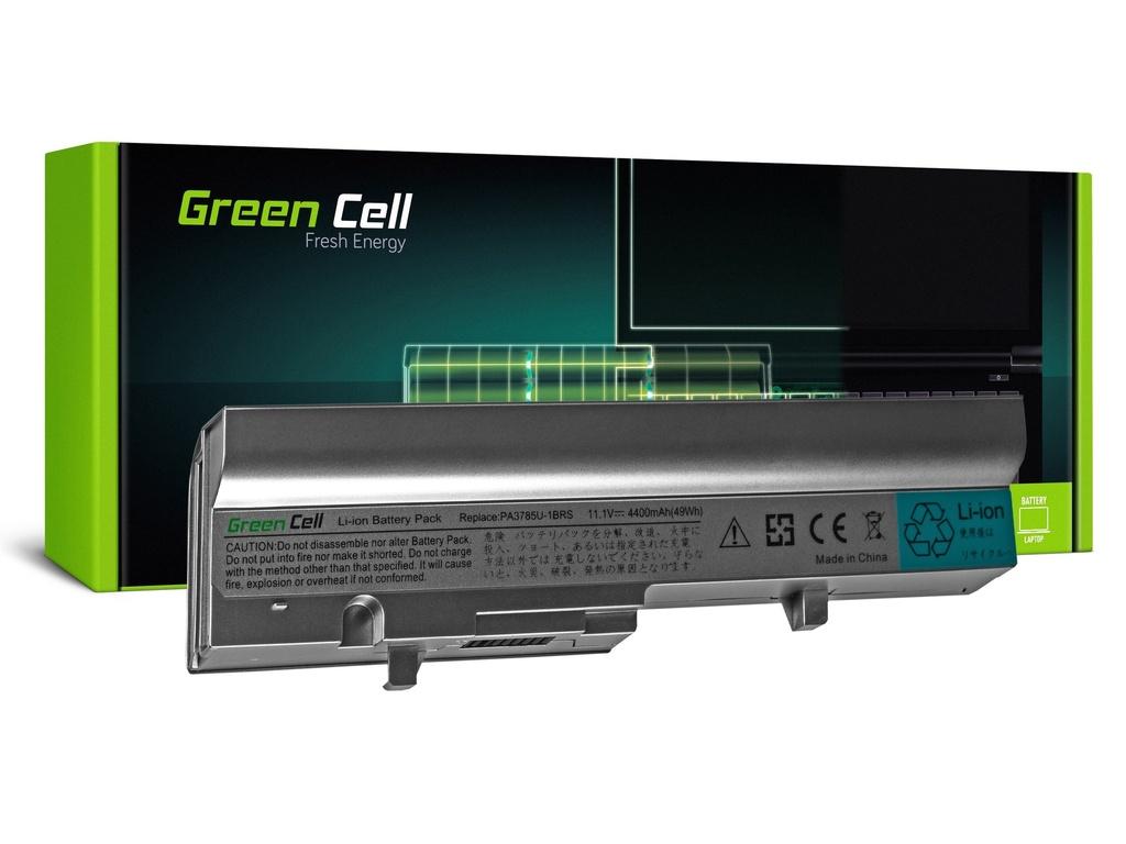 Baterija Green Cell  PA3785U-1BRS za Toshiba Mini NB300 NB305 (srebrna)