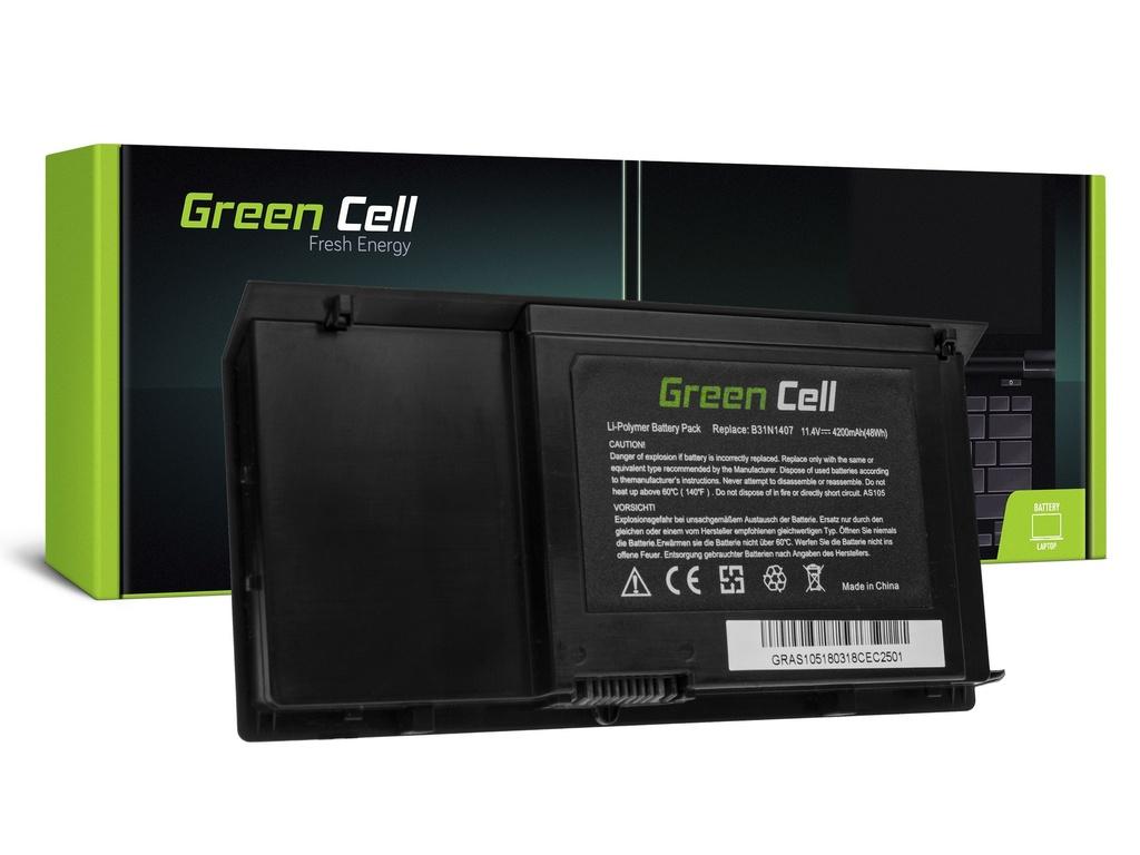 Green Cell baterija za AsusPRO Advanced B451 B451J B451JA / 11,4V 4200mAh