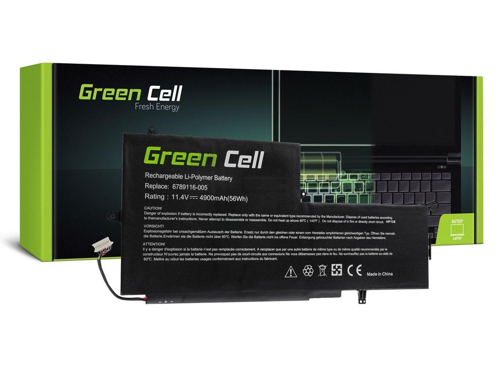 Baterija Green Cell za HP Envy x360 13-Y HP Spectre Pro x360 G1 G2 / 11,4V 4900mAh
