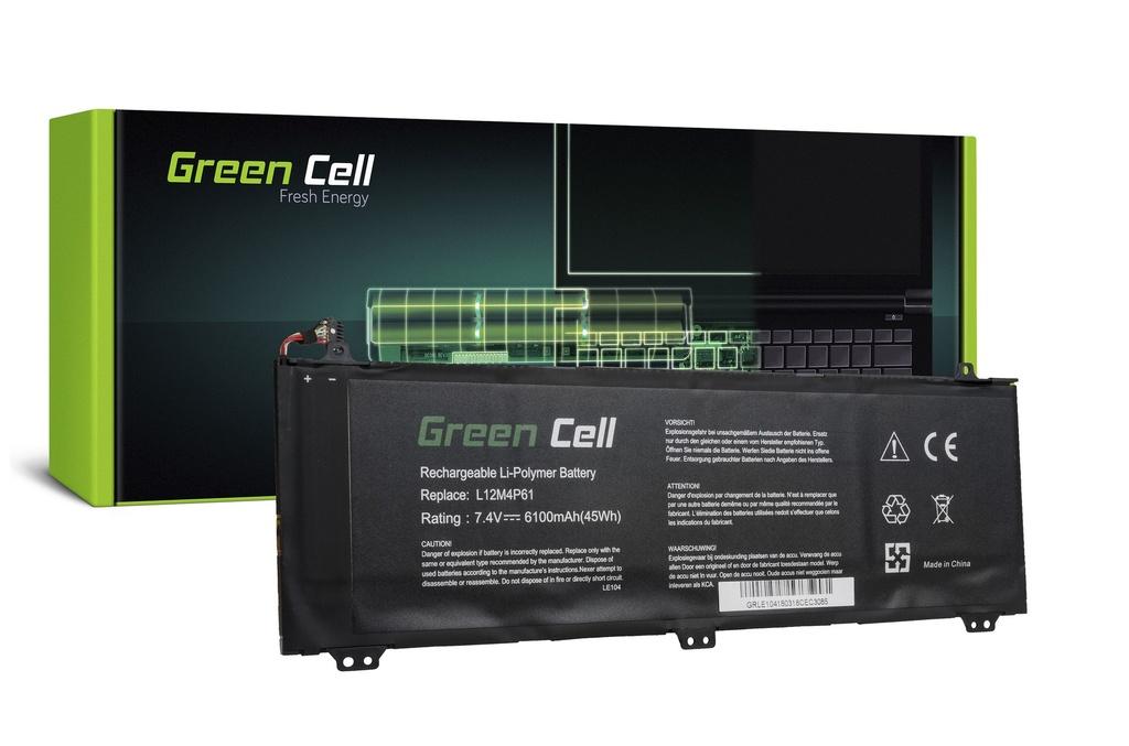 Baterija Green Cell za Lenovo IdeaPad U330 U330p U330t / 7,4V 6100mAh