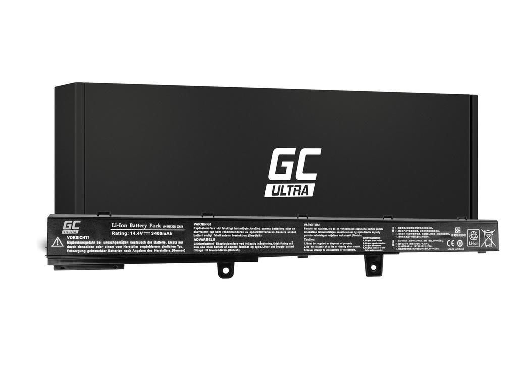 Green Cell ULTRA baterija za Asus R508 R556 R509 X551 / 14,4V 3400mAh