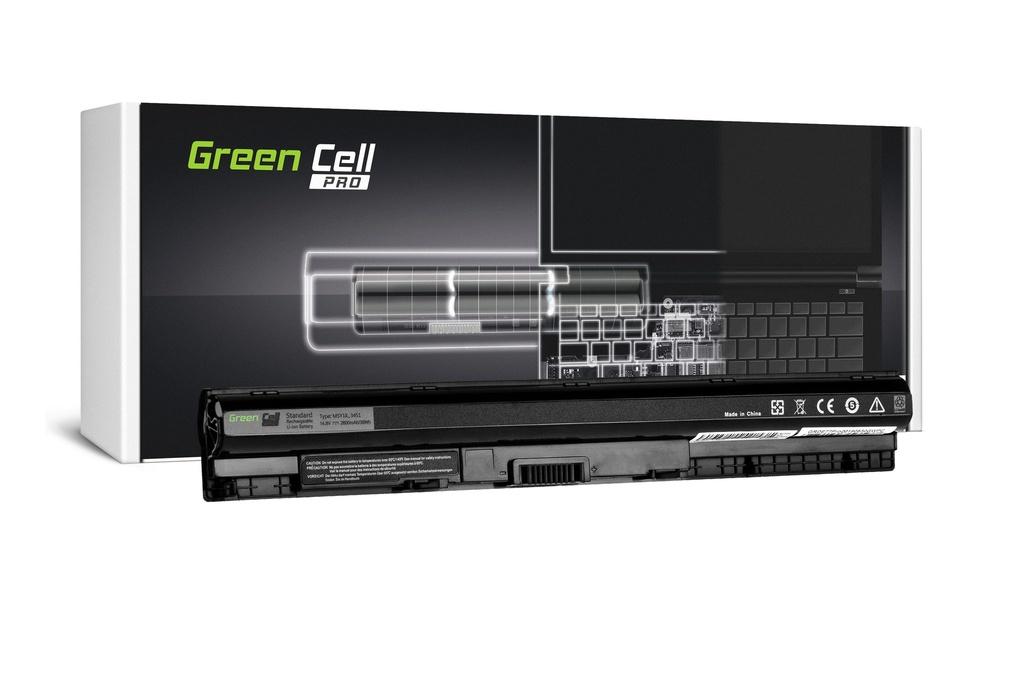 Green Cell PRO baterija za Dell Inspiron 3451 3555 3558 5551 5552 5555 / 14,4V 2600mAh
