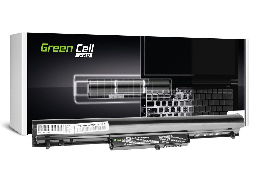 Green Cell PRO baterija za HP VK04 Pavilion 242 G1 G2 / 14,4V 2600mAh