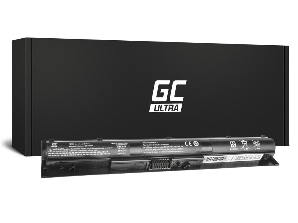 Green Cell baterija za HP Pavilion 14-AB 15-AB 15-AK 17-G / 14,4V 3400mAh
