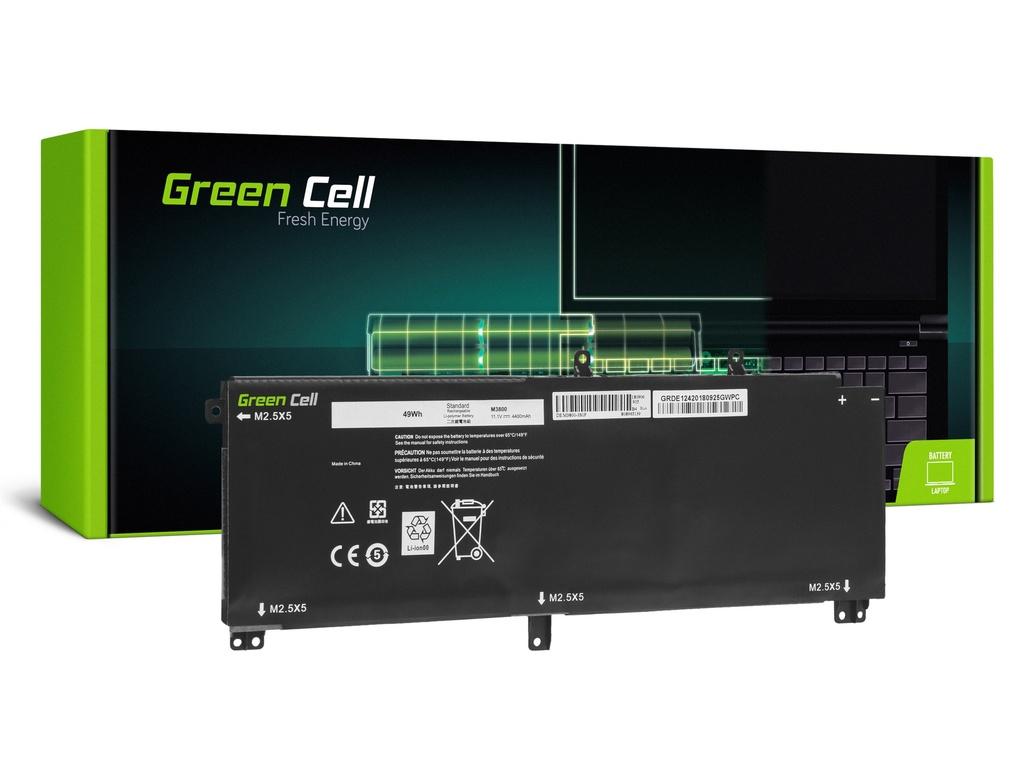 Baterija Green Cell za Dell XPS 15 9530, Dell Precision M3800 / 11,1V 4400mAh