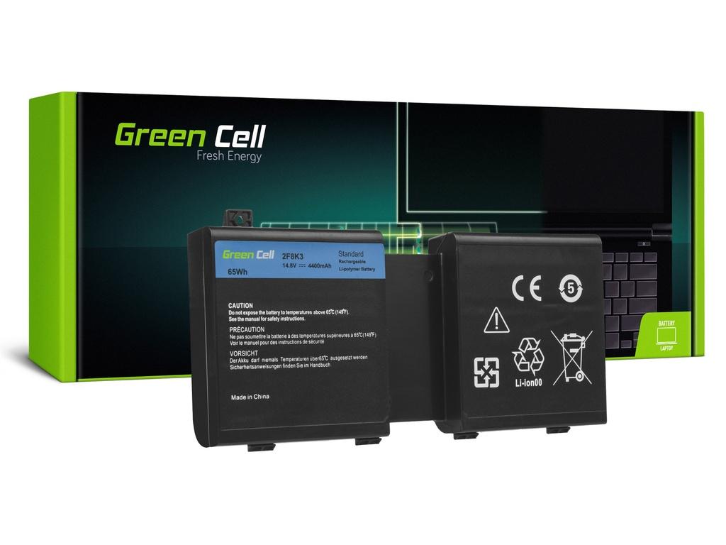 Baterija Green Cell za Dell Alienware 17 18 / 14,4V 4400mAh