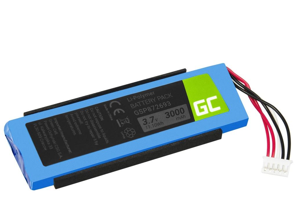 Baterija za zvočnik Green Cell za JBL Flip 3
