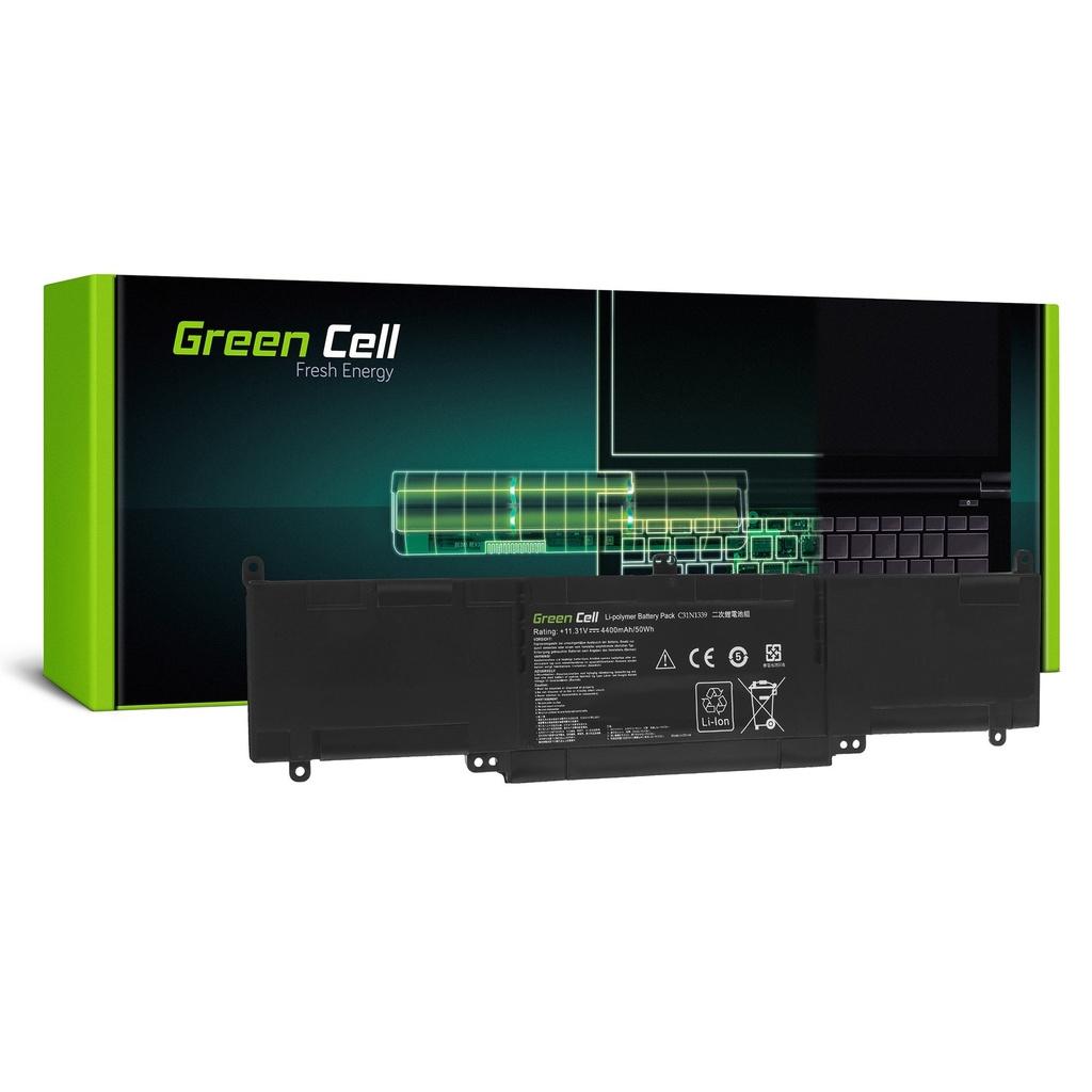 Baterija Green Cell C31N1339 za Asus ZenBook UX303 UX303U UX303UA UX303UB UX303L Transformer Book TP300L TP300LA TP300LD TP300LJ