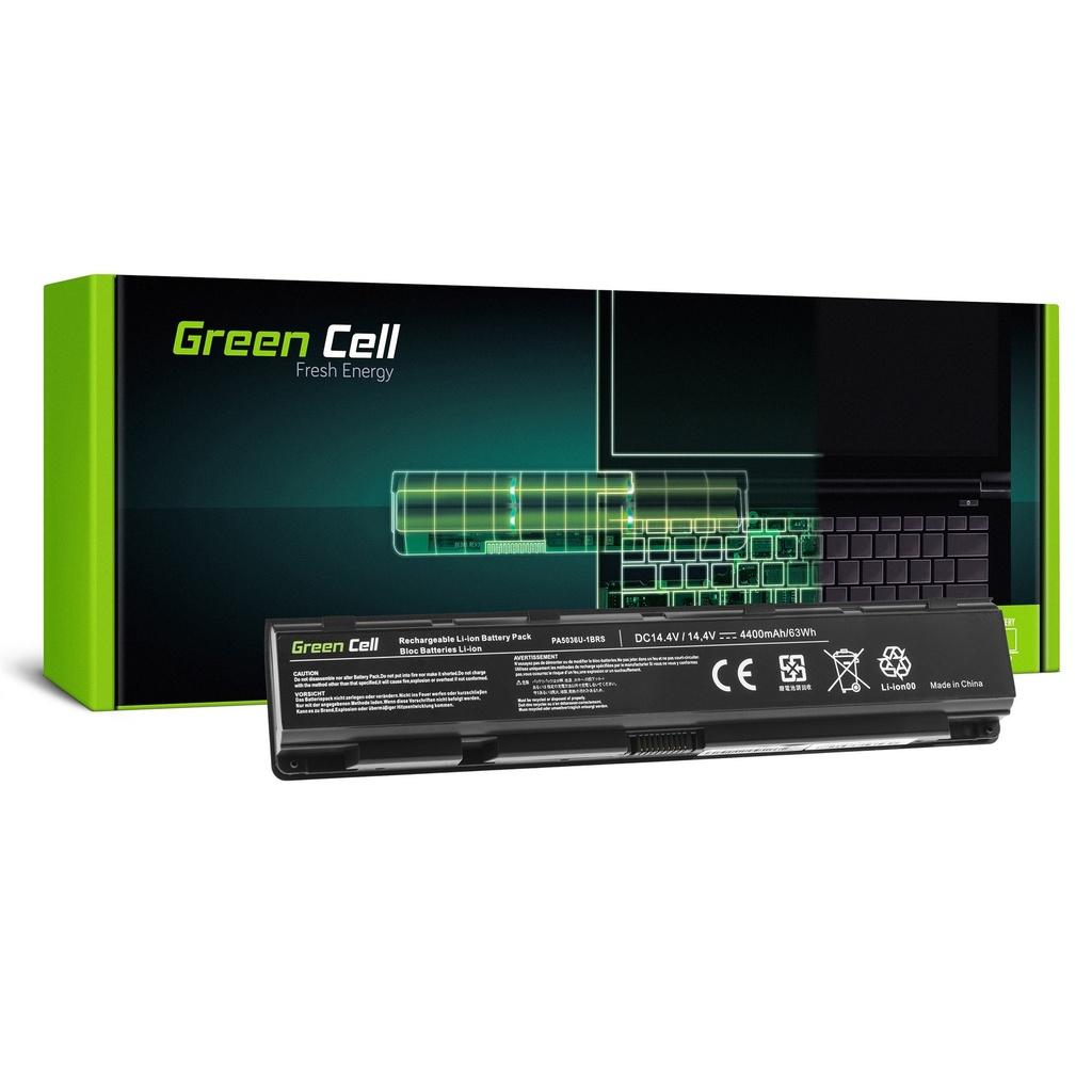 Baterija Green Cell PA5036U-1BRS PABAS264 za Toshiba Qosmio X70 X70-A X75 X870 X875