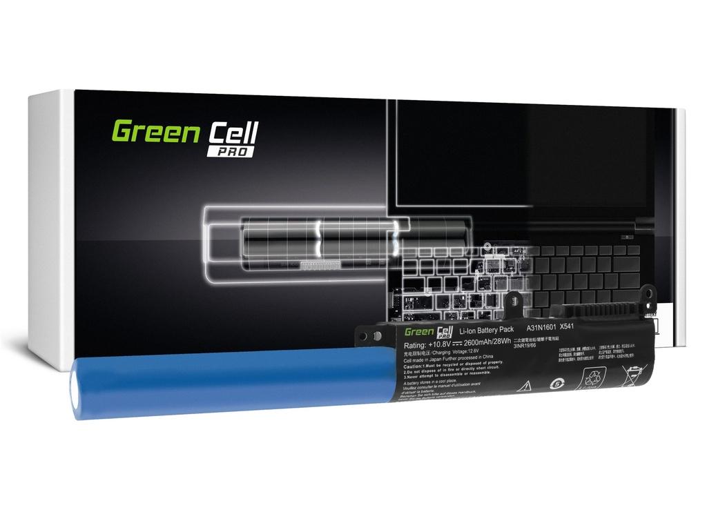 Baterija Green Cell PRO A31N1601 A31LP4Q za Asus R541N R541S R541U Asus Vivobook Max F541N F541U X541N X541S X541U
